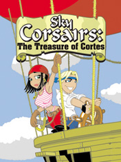 Сокровища Кортеса (Sky Corsairs)