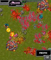 Земля Кримсона: Кровавая резня (Crimsonland: Mobile Massacre)