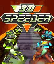 3D Гонщик (3D Speeder)