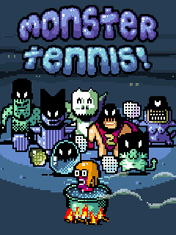 Монстр теннис (Monster Tennis)