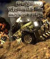 3D �����, ����� � ���������� 2 (3D Guns, Wheels and Madheads 2)