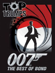 Top Trumps 007: Best of Bond