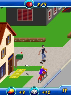 ��������� ����� (Paperboy: Special Delivery)