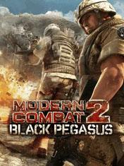 ����� ����� 2: ������ ����� (Modern Combat 2: Black Pegasus)