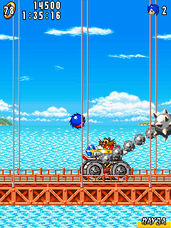 Соник: Эволюция (Sonic: Evolution)