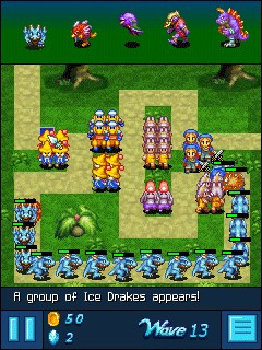 Защитники Кристаллов (Crystal Defenders)