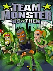 Team Monster: Us vs Them иконка