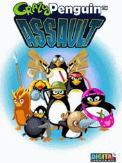 Нападение безумных пингвинов (Crazy Penguin: Assault)