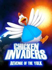 Chicken Invaders: Revenge of the Yolk иконка
