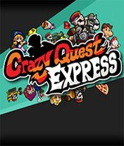 Crazy Quest Express иконка