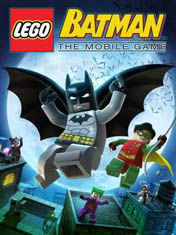 Бэтман из лего (Lego Batman: The Mobile Game)
