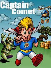 Капитан Комета (Captain Comet)