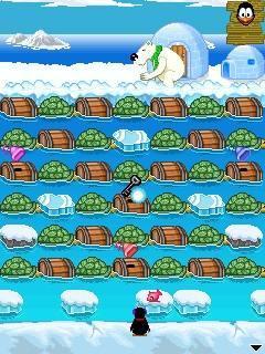 Безумный пингвин: Замерзшее шоссе (Crazy Penguin: Freezeway)