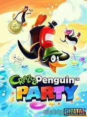 �������� ��������� ��������� (Crazy Penguin: Party)