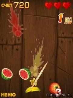 Фруктовый ниндзя 3 (Fruit Ninja 3)