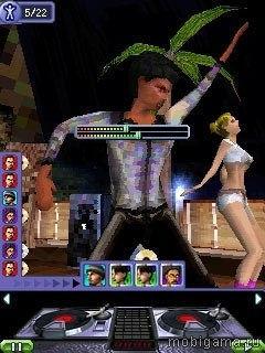����: ������ 3D (The Sims: DJ 3D)