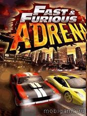 ������: ��������� ����������� (Fast and Furious: Adrenaline MOD)