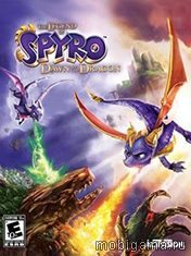 ������� ������: ������� ������� (The Legend of Spyro: Dawn of the Dragon)