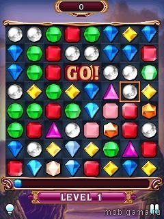 ������ � ����������� (Bejeweled 3)