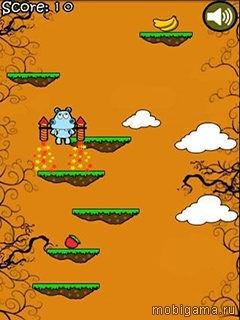 Прыгай Хиппо (Hippo Jump)