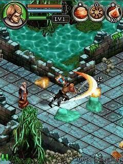 ������� ���������� 3 (Dungeon Hunter 3)