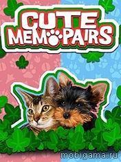 Милые котята и щеночки (Cute Memo Pairs)
