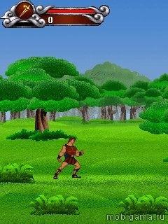 Приключения Геркулеса (Hercules Mobile Game)