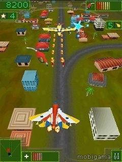 Воздушная война 3D (Air War 3D)