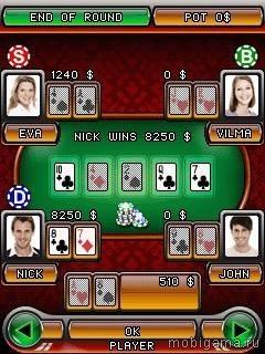 Холдем покер: Ад (Holdem poker: Inferno)