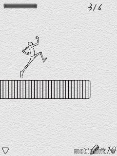 Прыжки на бумаге (Paper Jump)