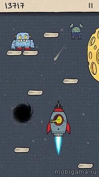 Прыгающие человечки (Doodle Jump)