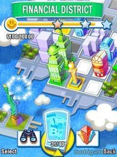 Строительные блоки: Нью-Йорк (Tower Bloxx: New York)