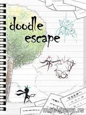 Побег дудла (Doodle Escape)