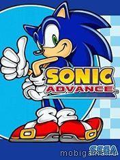 Соник: Продвижение (Sonic: Advance)