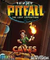 Pitfall Caves иконка