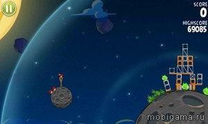 Злые птицы: Космос (Angry Birds: Space)