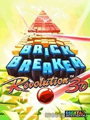 3D Революция дробилок (3D Brick Breaker Revolution)