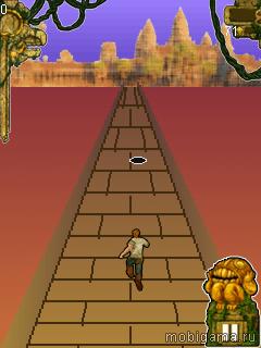 Побег из Храма (Temple Flee)