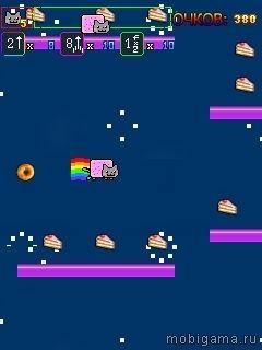 Мобильный Нян Кэт (Nyan Cat Mobile)