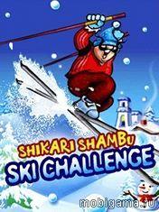 Shikari Shambu: Ski Challenge иконка