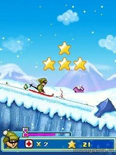 Шикари Шамбу: Лыжные трудности (Shikari Shambu: Ski Challenge)