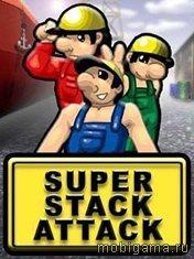 Super Stack Attack иконка