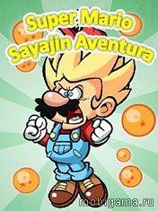 Super Mario Sayajin Aventura иконка