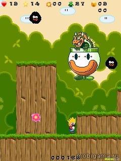 Super Mario Sayajin Aventura