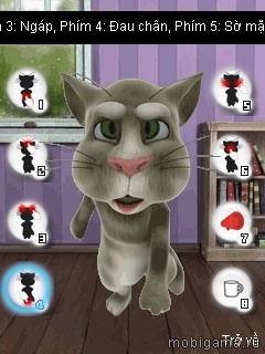 Говорящий кот Том 3 (Talking Tom Cat 3)