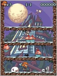 Тыквы: Кошмар Эми (Amy Pumpkin's Nightmare)