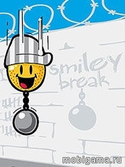 Побег смайлика (Smiley break)