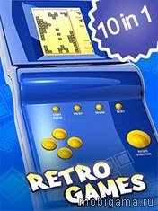 Ретро игры 10 в 1 (Retro Games 10 in 1)