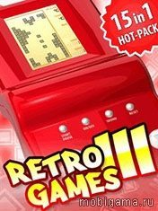 Ретро игры 3: 15 в 1 (Retro Games 3: 15 in 1 Hot Pack)
