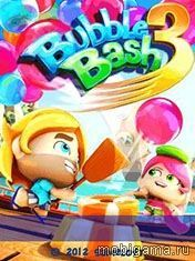 Бить пузыри 3 (Bubble Bash 3)